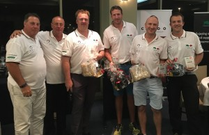 Golf Day 2016 winners-Evolve IT